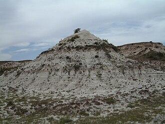 Mount Blanco - Image: Mt Blanco 2002