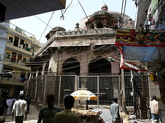 Kotla Mubarakpur Complex - Tomb of Mubarak Shah