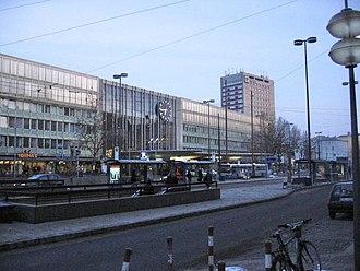 München Hauptbahnhof - Image: Munchen hauptbahnhof