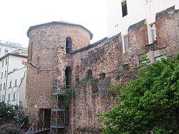 Mura Romane Di Milano Wikipedia