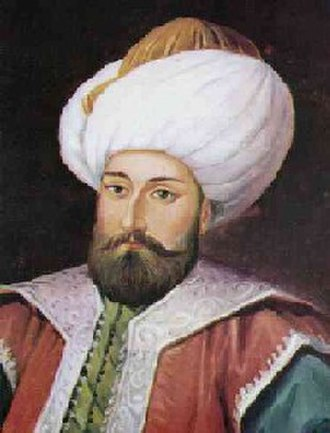 Ottoman family tree - Image: Muradhudavendigar