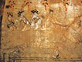 Mural, Northern Dynasty era (420-589 A.D).jpg