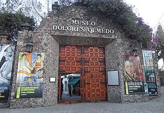 Museo Dolores Olmedo Mexican art museum