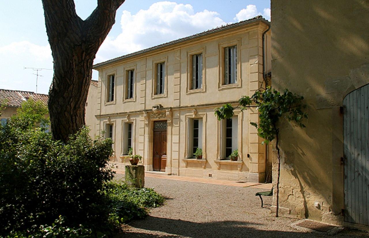 Museon Frederi Mistral à Maillane.jpg