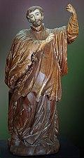 Arte das Miss�es jesu�ticas, de heran�a espanhola e italiana: S�o Francisco Xavier, Museu J�lio de Castilhos