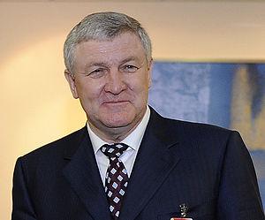 Mykhailo Yezhel - Admiral Mykhailo Yezhel