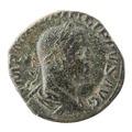 Mynt av brons, 244-249 - Skoklosters slott - 100221.tif
