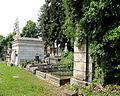 Náhrobky a hrobky, cintorín sv. Rozálie Košice, Slovensko.jpg