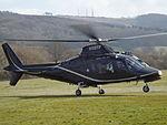 N109TF Agusta A109 Helicopter (25771782712).jpg