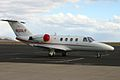 N525LP Cessna CitationJet (8392211556).jpg