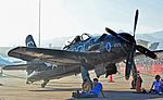 N7825C Commemorative Air Force Grumman F8F-2 Bearcat (G-58) - 122674-S-201 (cn D.1227) (15150972514).jpg