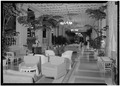 NORTH OR DINING PROMENADE, VIEW FROM EAST - The Breakers Hotel, South County Road, Palm Beach, Palm Beach County, FL HABS FLA,50-PALM,9-22.tif