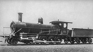 New South Wales Z28 class locomotive - J.522 (Z28) 'Native Bears'