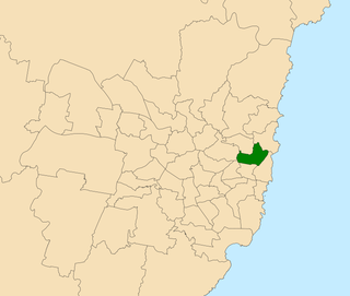 Electoral district of North Shore state electoral district of New South Wales, Australia