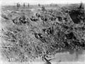 NZ Engineers in shell hole, 12 Oct 1917.jpg