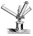 Nachet's triple-microscope. Wellcome M0017608.jpg