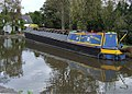 Narrowboat near Tatenhill Lock, Dunstall, Staffordshire.jpg