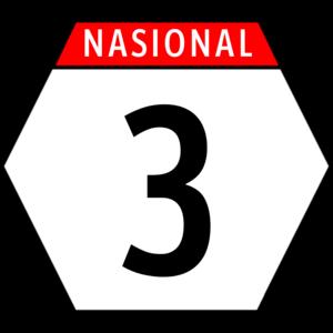 Padaleunyi Toll Road - Image: Nasional 3