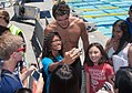 Nathan Adrian with fans (9002489230).jpg