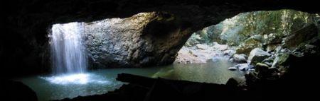 Natural Bridge State Resort Park Camping