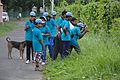 Nature Study - Summer Camp - Nisana Foundation - Bengal Engineering and Science University - Sibpur - Howrah 2013-06-08 9544.JPG
