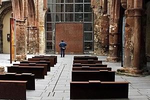 St. Christoph's Church, Mainz - Interior