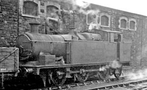 Neath General with ex-Rhymney Railway 0-6-2T geograph-2941214-by-Ben-Brooksbank.jpg