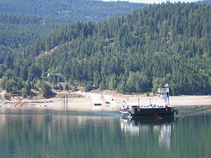 Needles Ferry - Needles Ferry