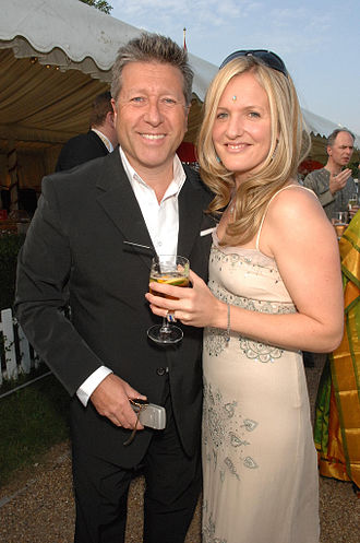 Neil Fox (broadcaster) - Neil Fox at the 2007 ChildLine polo day at Ham Polo Club, London.