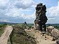 Neinstedt Teufelsmauer nördliches Harzvorland - panoramio.jpg