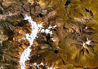 Casiri (Tacna) - Casiri volcanic complex