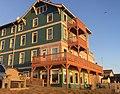 New Cliff House sundown - Newport Oregon.jpg