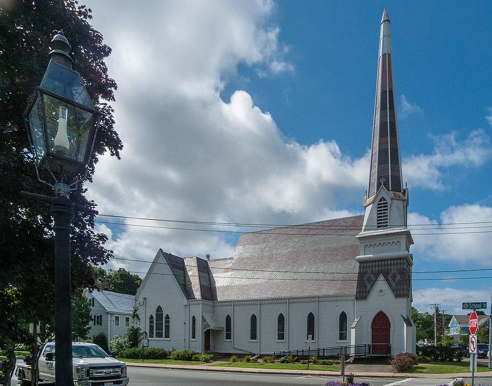 New Jerusalem Church, Bridgewater, Massachusetts
