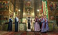 New Year's Eve celebrations at Vank Cathedral, Isfahan (22).jpg