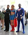 New York Comic Con 2016 - Logan, Supergirl & Superman (30128910786).jpg