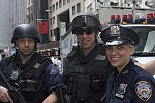 New York City Police Departt - Wikipedia