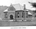 Newbury Library ca1897 Vermont.jpg