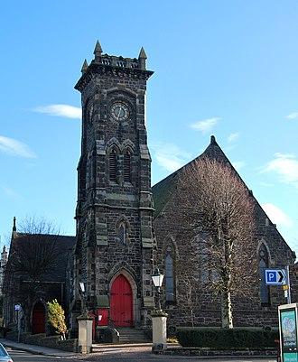 Newport-on-Tay - Newport on Tay Church of Scotland