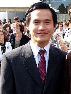 Nguyễn Tiến Trung Vietnamese dissident