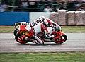 Niall Mackenzie and Eddie Lawson 1989 Donington Park.jpg