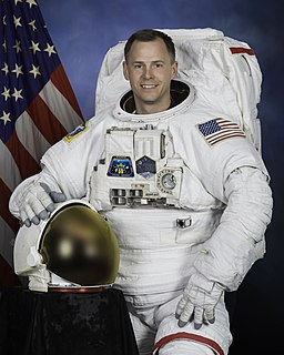Nick Hague American astronaut and air force pilot