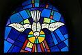 Niederkappel Gotische Kapelle - Fenster Heiliger Geist.jpg