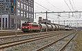 Nijmegen DBC 1616 met omgeleide Dolimetrein (33423955695).jpg