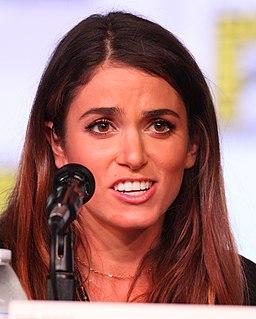 Nikki Reed Comic-Con 2, 2012