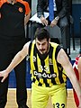 Nikola Kalinic (basketball) 33 Fenerbahçe Men's Basketball 20180222 (4).jpg