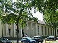 Nikolassee Dreilindenstraße Dreilinden-Gymnasium.JPG