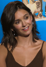Nina Dobrev Nina Dobrev during an interview in August 2018 02.png