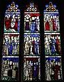 Nine orders of Angels window, All Saints' Church, North Street, York.jpg