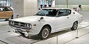 C110 Nissan Skyline Hardtop 2000 GTX-E ( KGC111 )
