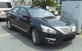 Nissan Teana - WikiVisually